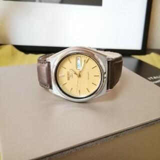 セイコー(SEIKO)の正確作動。SEIKO ヴィンテージ ファイブ オートマチック 自動巻き 腕時計(腕時計(アナログ))