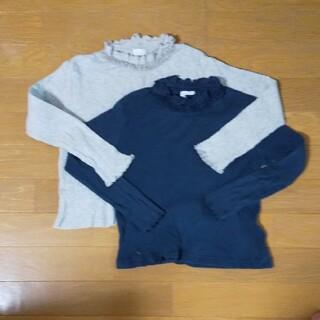 Combi mini - コンビミニ   綿  カットソー 120cm  (長袖) 2枚組