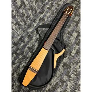 ヤマハ(ヤマハ)の【ジャンク】ヤマハ サイレントギター SLG100N ※音出ません(クラシックギター)