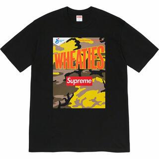 シュプリーム(Supreme)のSupreme Wheaties Tee シュプリーム(Tシャツ/カットソー(半袖/袖なし))