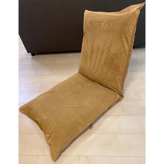 ムジルシリョウヒン(MUJI (無印良品))の座椅子 カバー(座椅子)