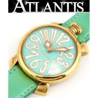 ガガミラノ(GaGa MILANO)のガガ・ミラノ マヌアーレ 5021.腕時計 【53122】(腕時計)