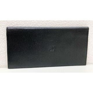 ロエベ(LOEWE)のロエベ レザー 札入れ スペイン製 財布 20643405(長財布)