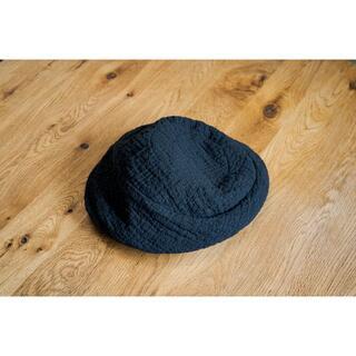 ポーター(PORTER)のpenny様専用 PORTER CLASSIC SASHIKO BERET 1(ハンチング/ベレー帽)