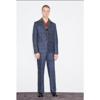 トーガ(TOGA)のセット 米津玄師着用 togavirilis 18aw jacket pant(テーラードジャケット)