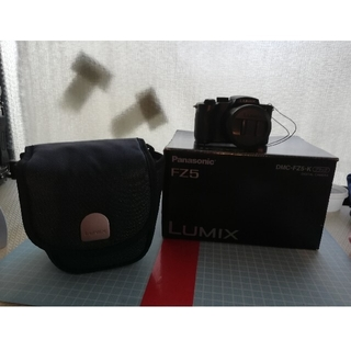 Panasonic - パナソニック デジカメ LUMIX DMC-FZ5