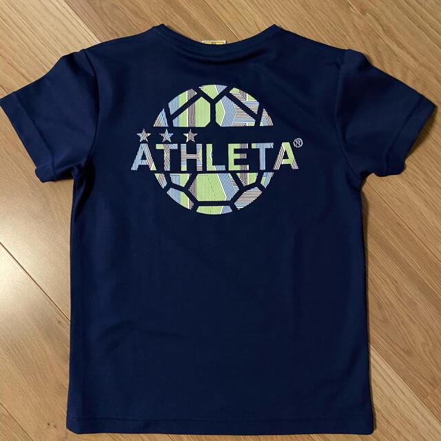 ATHLETA(アスレタ)のアスレタ サイズ 150 キッズ/ベビー/マタニティのキッズ服男の子用(90cm~)(Tシャツ/カットソー)の商品写真
