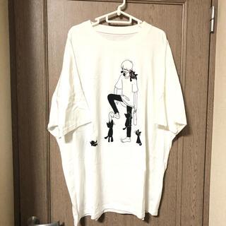 キヨ猫 Tシャツ Mサイズ(Tシャツ/カットソー(半袖/袖なし))