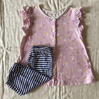 ampersand - アンパサンド 女の子パジャマ 100