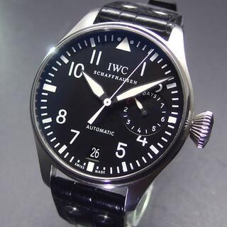 IWC - 定価178万 美品 IWC ビッグパイロット 7days  IW500401