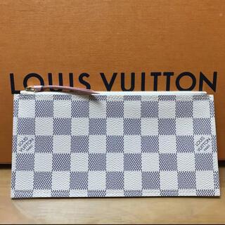LOUIS VUITTON - ルイヴィトン ダミエアズールポシェットフェリシーの長財布