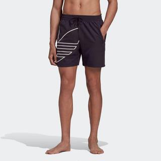 アディダス(adidas)の新品 adidas アディダスオリジナルス スイムパンツ 水陸両用 M ブラック(水着)