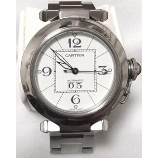 カルティエ(Cartier)のカルティエ  パシャC ホワイト ユニセックス メンズ レディース 腕時計(腕時計)