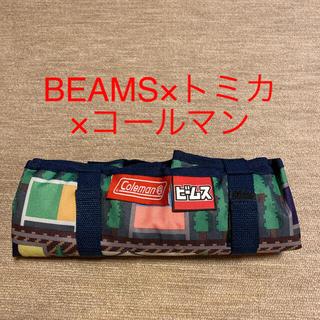 ビームス(BEAMS)のBEAMS×トミカ×コールマン レジャーシート(その他)