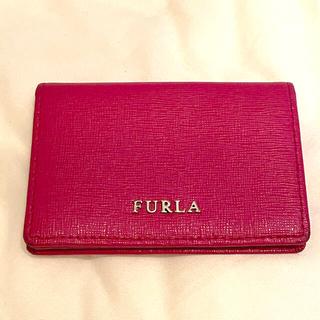 Furla - FURLA フルラ名刺入れ パスケース