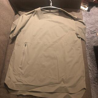 スノーピーク(Snow Peak)のSnowpeak Dry&Stretch Pullover Tシャツ(Tシャツ/カットソー(半袖/袖なし))