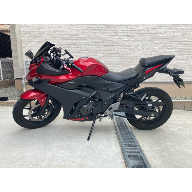 スズキ(スズキ)のGSX250R 自動車/バイクのバイク(車体)の商品写真