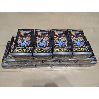 【新品未開封】 15箱セット シュリンク付き ポケモンカード ソード&シールド (Box/デッキ/パック)