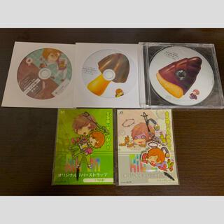 歌い手りぶさんの店舗限定CD &オリジナルラバーストラップ(ボーカロイド)