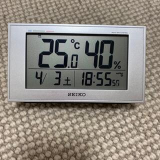 セイコー(SEIKO)のセイコークロック 置き時計(置時計)