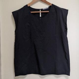 イッセイミヤケ(ISSEY MIYAKE)のイッセイミヤケ ノースリーブシャツ(シャツ/ブラウス(半袖/袖なし))