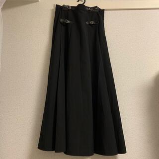 アトリエボズ(ATELIER BOZ)のプリーツ ロングスカート (ロングスカート)