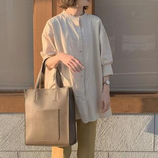 ダブルクローゼット(w closet)のwcloset シャツ(シャツ/ブラウス(長袖/七分))