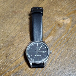 タイメックス(TIMEX)のタイメックス 腕時計 ブラック(腕時計(アナログ))