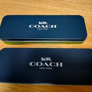 コーチ(COACH)のCOACH ボールペン万年筆セット 2箱セット(ペン/マーカー)