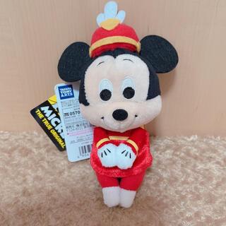 ミッキーマウス(ミッキーマウス)の【新品.タグ付き】☆ディズニー☆ミッキーマウスのひょっこりさんぬいぐるみ☆(ぬいぐるみ)