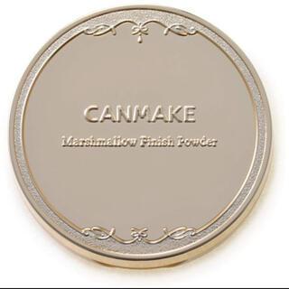CANMAKE - 《新品・未開封》 マシュマロフィニッシュパウダー MB