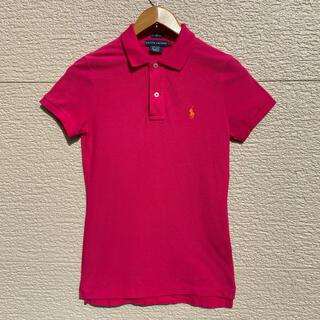 Ralph Lauren - ラルフローレン ポロシャツ レディース 国内正規 ピンク S