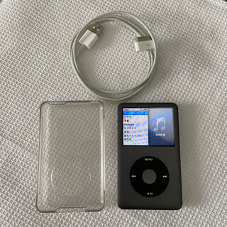 アイポッド(iPod)のiPodクラシック 160GB(ポータブルプレーヤー)