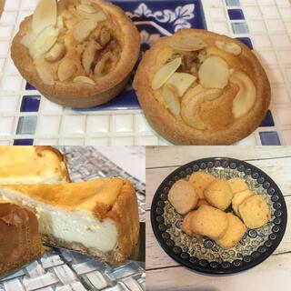 4月のおやつ箱(菓子/デザート)