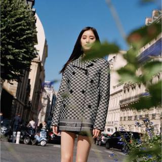 Christian Dior - 最終値下げ!christian dior 日本限定 チェック柄 ジャケット