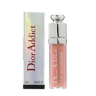 Christian Dior - DIOR ディオール アディクトリップマキシマイザー 001 1ml ミニサイズ