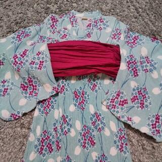 プティマイン(petit main)の子供 浴衣(甚平/浴衣)