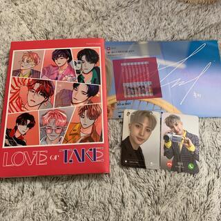 PENTAGON LOVEorTAKE フイセット(K-POP/アジア)