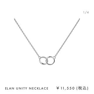 Daniel Wellington - ダニエルウェリントン ELAN UNITY NECKLACE