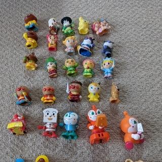 アンパンマン - アンパンマン指人形など30個