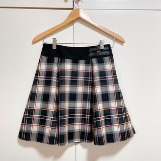 ドーリーガールバイアナスイ(DOLLY GIRL BY ANNA SUI)のオンワード樫山 チェックミニスカート(ミニスカート)
