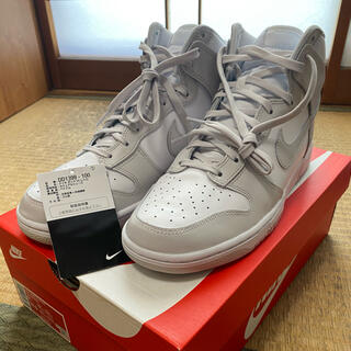 "ナイキ(NIKE)のNIKE DUNK HIGH RETRO ""VAST GREY""(スニーカー)"
