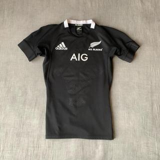 アディダス(adidas)のアディダス ALLBLACKS ラガーシャツラグビー ニュージーランド(ラグビー)
