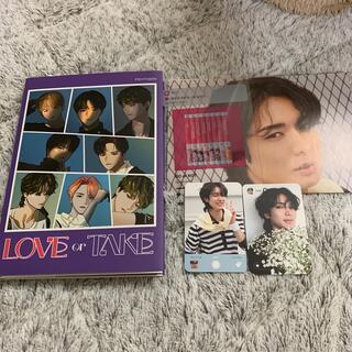 PENTAGON LOVEorTAKE ユウトセット(K-POP/アジア)