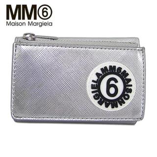 エムエムシックス(MM6)のMM6 Maison Margiela レディース  3つ折財布(財布)