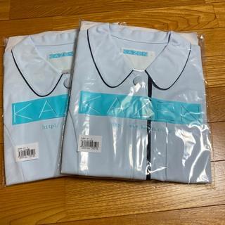 KAZEN レディスジャケト半袖 086-21 Lサイズ