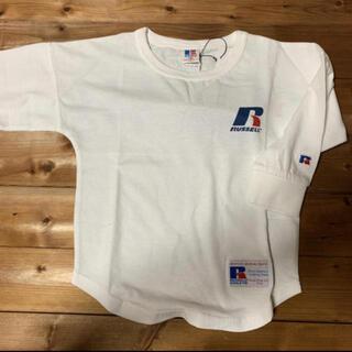 フリークスストア(FREAK'S STORE)のRussell ATHLETIC/ ラッセルアスレチック プリント Tシャツ(Tシャツ/カットソー)