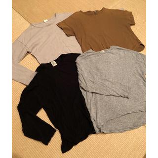 [ren様専用]韓国子供服4点セット(Tシャツ/カットソー)