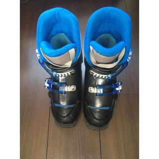 スキーブーツ キッズ 男子 約20cm ビッグホーン(ブーツ)