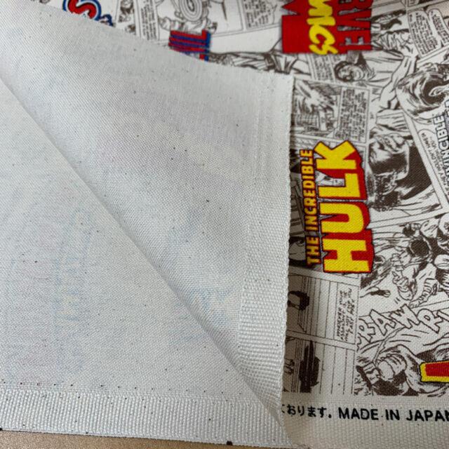 MARVEL(マーベル)のマーベル★帆布生地【1m】 ハンドメイドの素材/材料(生地/糸)の商品写真